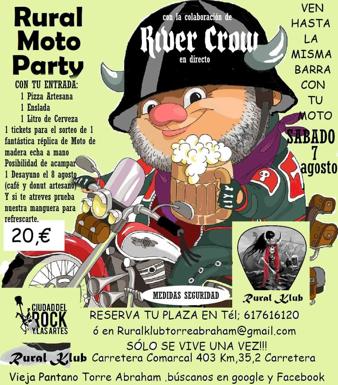 Rural Moto Party